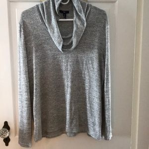 Cozy cowl neck top